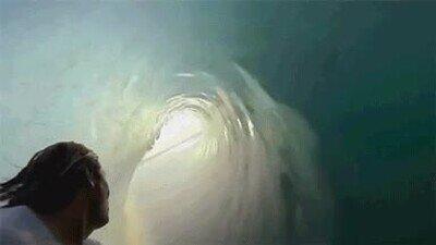 Enlace a La vida se ve de forma distinta desde dentro de la ola