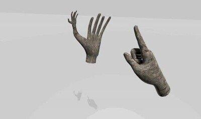 Enlace a Ahora puedes convertir tu mano en árbol gracias a la Realidad Virtual