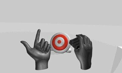 Enlace a Lo que pasa cuando intentas ser violento en un juego de Realidad Virtual