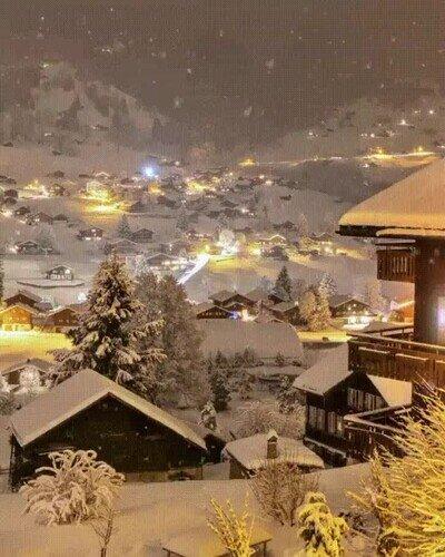 Enlace a Cuando ves estos paisajes recuerdas que se acerca la navidad