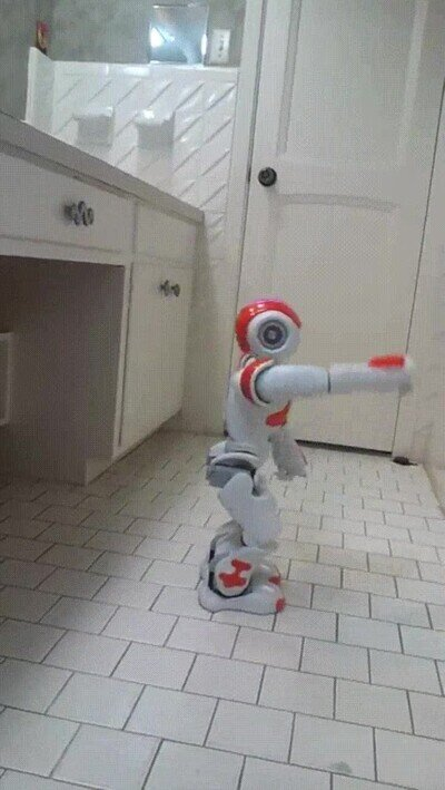 Enlace a Los robots sí que saben cómo pasarlo bien