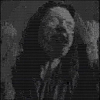 Enlace a La famosa escena de The Room, ahora en ASCII