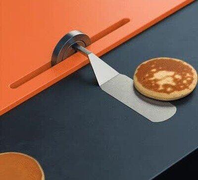 Enlace a Una máquina de hacer pancakes