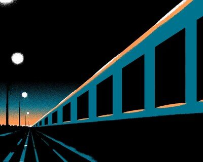 Enlace a Con todos vosotros: el tren infinito de la noche