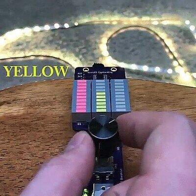 Enlace a Es una pasada poder controlar las luces desde un mando