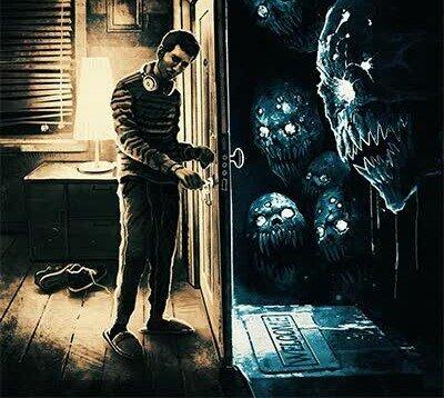 Enlace a No abras la puerta...