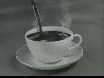 Enlace a Nunca hay suficiente café