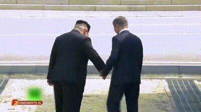 Enlace a Kim Jong Un tenía un plan desde el principio