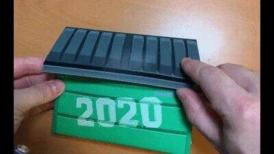 Enlace a La tarjeta de navidad perfecta para despedir 2020