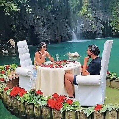 Enlace a El lugar más romántico del mundo para una primera cita