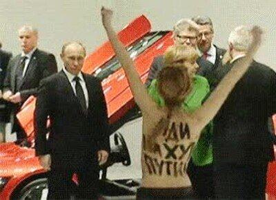Enlace a El servicio secreto ruso salvando a su líder
