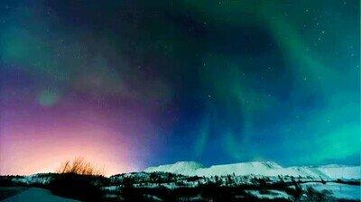 Enlace a La aurora boreal es de las cosas más bonitas que podemos llegar a ver nunca
