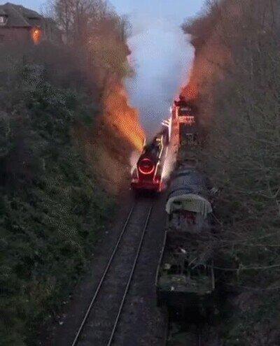 Enlace a El tren más fabuloso que has visto nunca