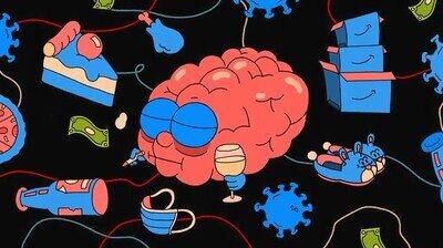 Enlace a Mi cerebro cuando intento concentrarme para estudiar
