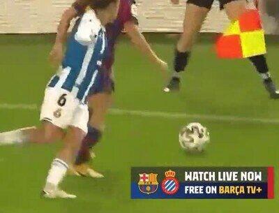 Enlace a Tremenda humillación en este partido de fútbol femenino