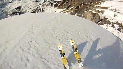 Enlace a La peor pesadilla para un fan del ski