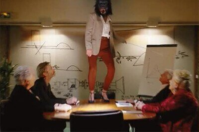 Enlace a Ojalá fueran así todas las reuniones de empresa