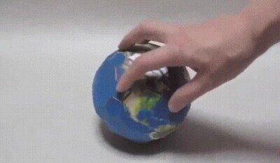 Juguetes de papel interactivos
