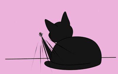 Enlace a Nada puede escapar a la velocidad de un gato