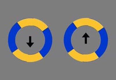 Una de las mejores ilusiones ópticas que he visto nunca
