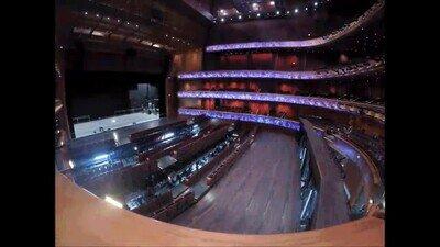 Enlace a Es una pasada ver cómo se convierte el Tobin Center de San Antonio