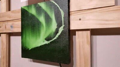 Enlace a Me encanta ver cómo se pintan este tipo de cuadros
