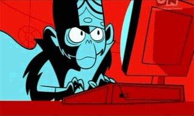 Enlace a Así me imagino a los trolls de internet