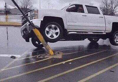 Enlace a Vaya liada aparcando...