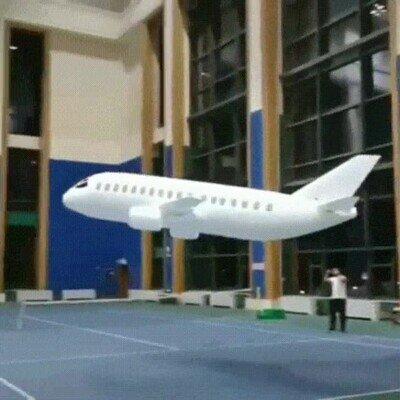 Enlace a La versión definitiva de un avión de papel