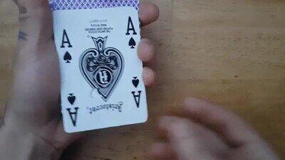 Enlace a No te esperabas este truco de cartas ofensivo