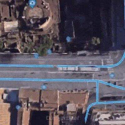 Enlace a Se ha llevado un susto utilizando Google Maps