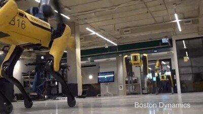 Enlace a Un robot saltando a la comba. La revolución está más cerca