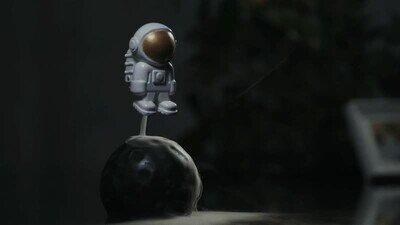 Enlace a Me encanta cómo el humo se desliza por la esfera