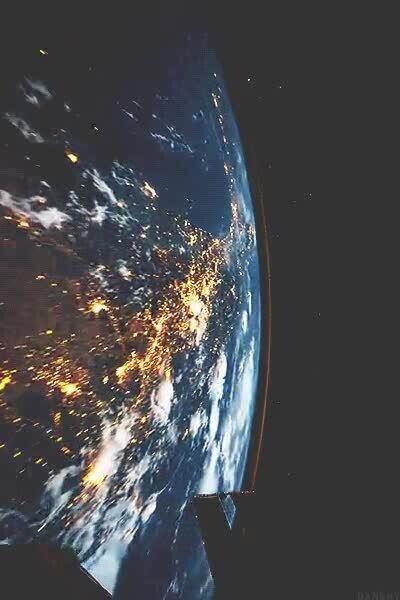 Enlace a Así se ve la Tierra desde la Estación Espacial Internacional
