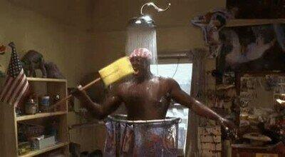 Enlace a Cuando de repente sale agua fría de la ducha
