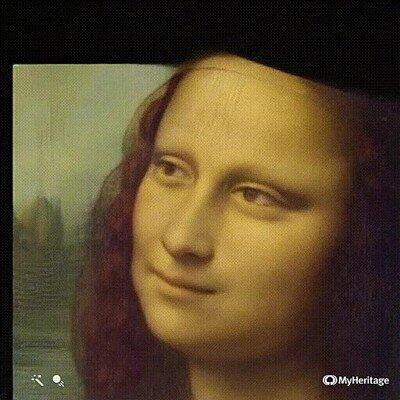 Enlace a La sonrisa de Mona Lisa por fin recreada en la vida real