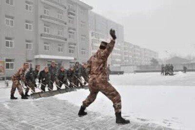 Enlace a ¡Al ataque soldados de limpieza!