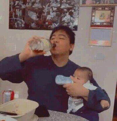 Enlace a Mi bebé y yo bebemos por diferentes razones