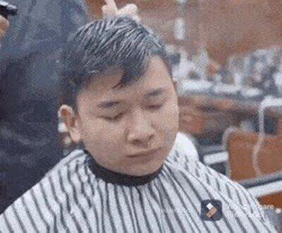 Enlace a Cuando estás en el peluquero y tienes un poco de prisa