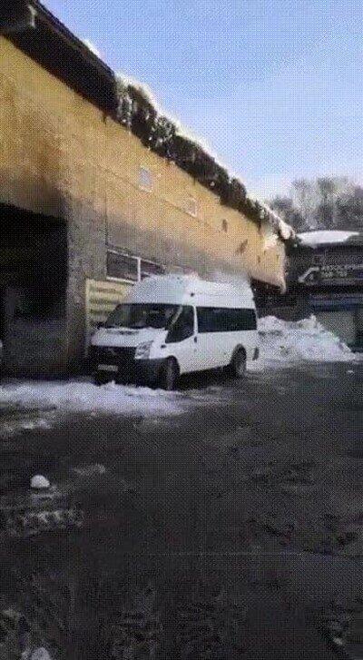 Enlace a Fue una mala idea dejar ahí la furgoneta