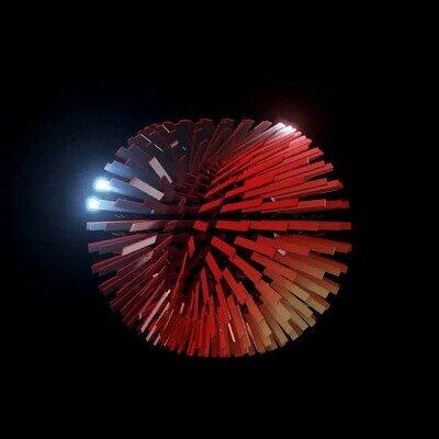 Enlace a El baile de un loto geométrico