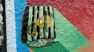 Enlace a Street Art lenticular