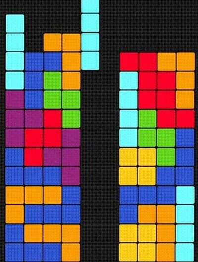 Enlace a Lo que pasó en el Canal de Suez explicado con piezas del Tetris