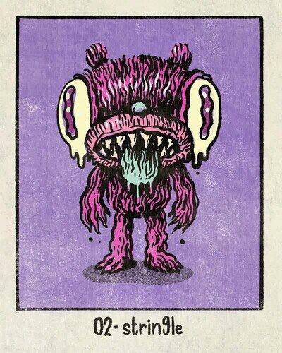 Enlace a Monstruos animados que dan bastante mal rollo
