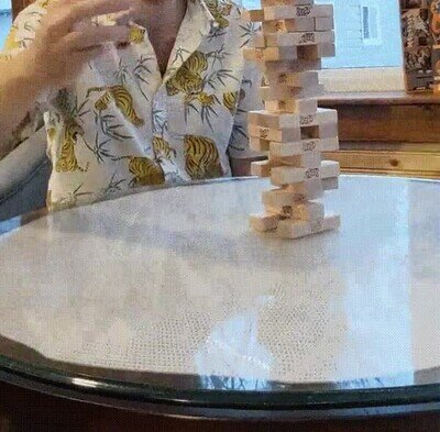 Enlace a Un juego que requiere mucha paciencia