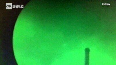 Enlace a El Pentágono confirma que el vídeo filtrado del ovni en forma de pirámide es auténtico