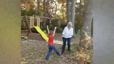 Enlace a La mejor abuela del mundo