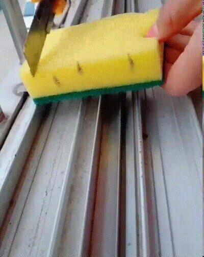 Enlace a Truco para limpiar las ventanas de casa