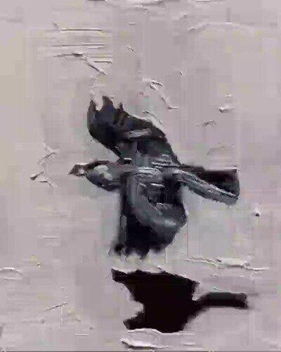 Enlace a Pájaros que cobran vida dentro del lienzo
