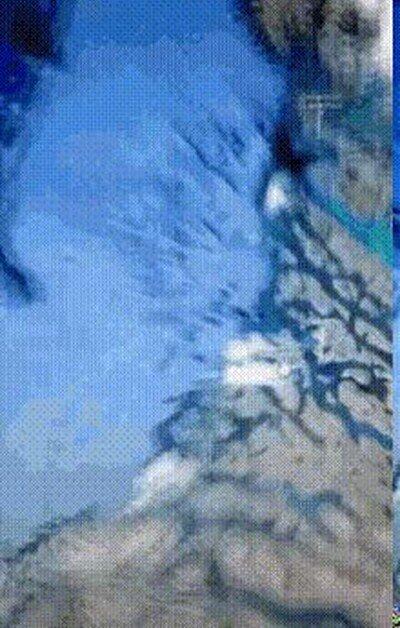 Enlace a En Google Earth literalmente te encuentras de todo
